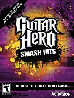 Guitar Hero Smash Hits