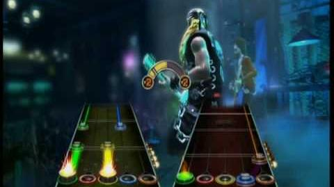 Guitar Hero World Tour Zakk Wylde Guitar Battle