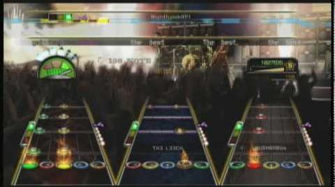 Best Of You Full Band Expert 5 Star Guitar Hero Van Halen XBOX Live 1st Place (at time of upload)