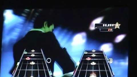 Guitar Hero 5 Johnny Cash - Ring Of Fire