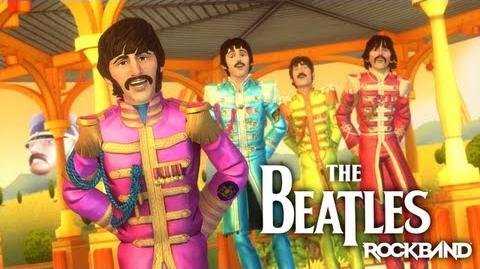 Video - The Beatles - Sgt  Pepper's Lonely Hearts Club Band - (Full