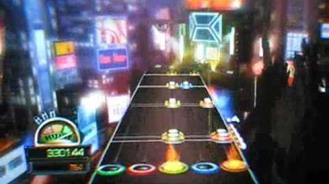 Guitar Hero World Tour - The Shock Of The Lightning - 100% FC Expert 493K - (DLC)
