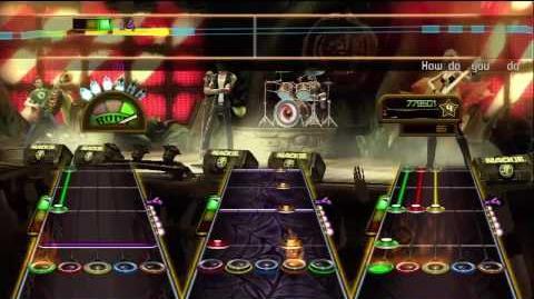 VGTV Guitar Hero Smash Hits Stellar - Full Band Expert