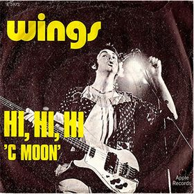 Wings - Hi Hi Hi - (Danish)