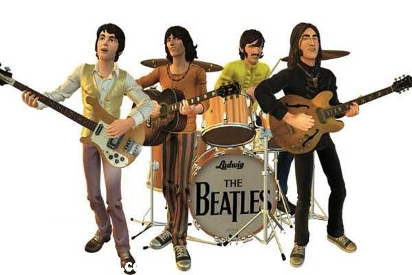 Beatles John Lennon Paul McCartney George Harrison Ringo Starr