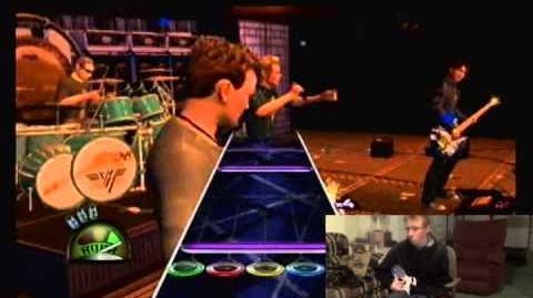 Guitar Hero Van Halen - Runnin' With The Devil - Expert Bass