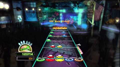 Guitar Hero World Tour - Nirvana - About A Girl (Unplugged) - Expert 100%