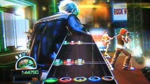 Guitar Hero World Tour - Waiting For The Rapture - 100% FC Expert - (DLC)