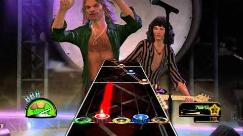 DMC Guitar Hero Van Halen Intruder (Oh) Pretty Woman FC
