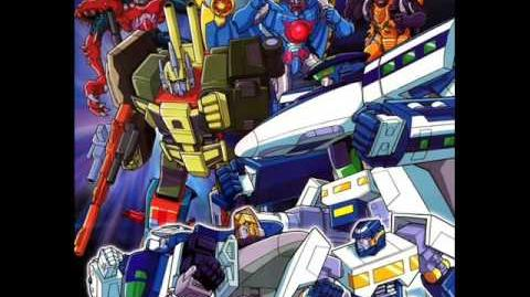 "Tramsformers Car Robots OST Track 5 ""Team Shinkansen's Theme"""
