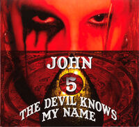 The Devil Knows My Name cover