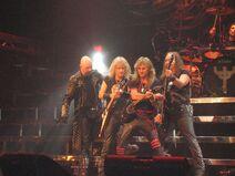 Judas Priest Retribution 2005 Tour