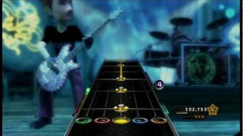 "5S ""Junior's Farm"" Guitar Hero 5 EXPERT BASS"