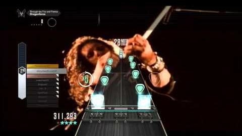 Guitar Hero Live - Through The Fire And Flames by Dragonforce - Expert - 91%