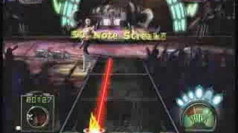 Guitar Hero III - Steve Vai For the Love of God