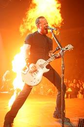 Metallicaonfire