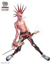 Johnny Napalm (GH3)