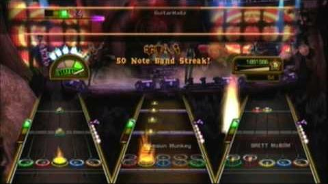 Guitar Hero Smash Hits - Smoke on the Water Full Expert Band 2