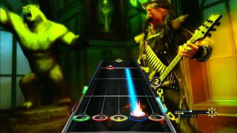 Guitar Hero Warriors of Rock Creedence Clearwater Revival - Fortunate Son (Expert)