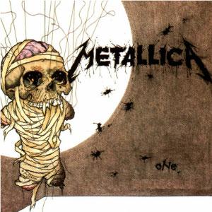 Metallica - One cover