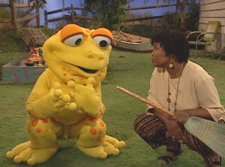 Gullah Gullah Island Home Alone With Grandma