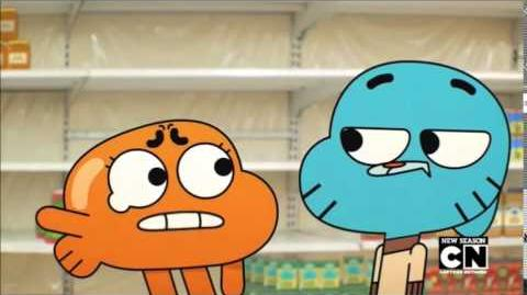 THE KIDS - The Amazing World of Gumball