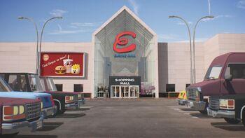 centre commercial wiki le monde incroyable de gumball