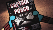 Le géant-Capitaine Punch
