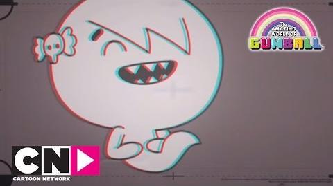 3D sans lunettes - Le monde incroyable de Gumball - Cartoon Network