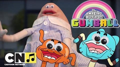 Le monde de Suzie Le Monde Incroyable de Gumball Cartoon Network