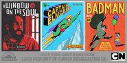 Couvertures de bandes dessinées