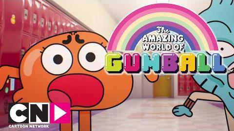 La photo Le Monde Incroyable de Gumball Cartoon Network