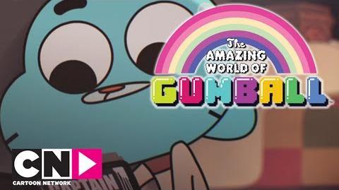 La chambre d'Hector Le Monde Incroyable de Gumball Cartoon Network