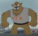 Grand garde troll