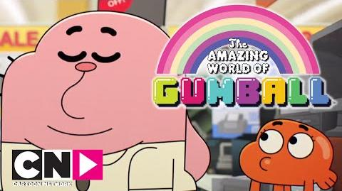 L'animalerie Le Monde Incroyable de Gumball Cartoon Network