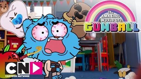 L'école maternelle Le Monde Incroyable de Gumball Cartoon Network