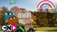 Le parc (Le tour d'Elmore) Le Monde Incroyable De Gumball Le Cartoon Network