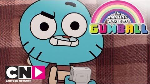 Coincés dans un jeu vidéo Le Monde Incroyable de Gumball Cartoon Network