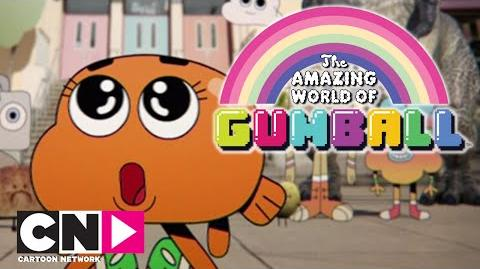 Amour impossible Le monde incroyable de Gumball Cartoon Network