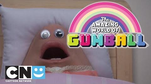 Le rêve de Sussie Le Monde Incroyable de Gumball Cartoon Network