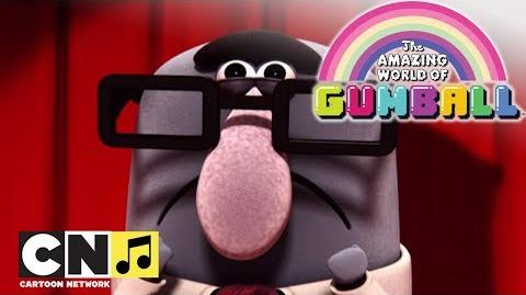 Papa Robinson Chansons Gumball Cartoon Network