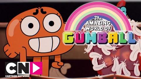 Vengeance au cinéma Le monde incroyable de Gumball Cartoon Network