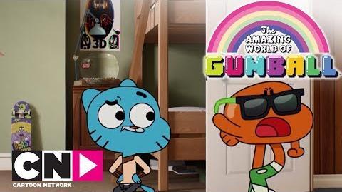 La chanson d'amour de Darwin Le Monde Incroyable de Gumball Cartoon Network