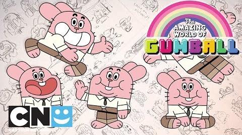 Richard, critique de jeu Le Monde Incroyable de Gumball Cartoon Network