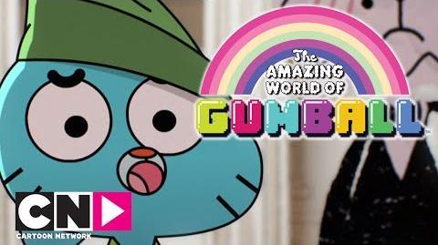 La pièce de Gumball Le Monde Incroyable de Gumball Cartoon Network
