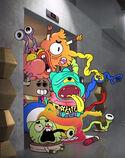 Monstre d'ADN de Gumball