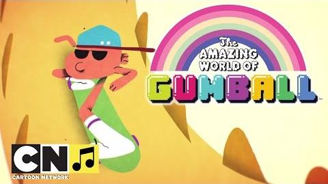 Le Rap des Enfants Le Monde Incroyable de Gumball Cartoon Network