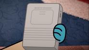 La console 03
