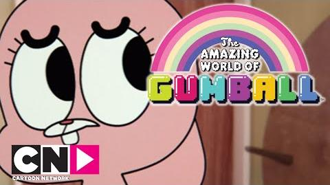 Responsabilités Le Monde Incroyable de Gumball Cartoon Network