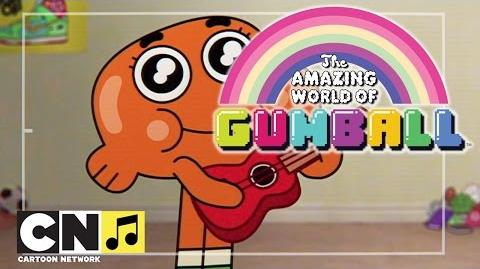 Web Sympa Chansons Gumball Cartoon Network